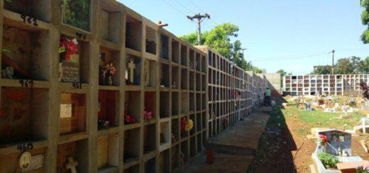 Cementerio a Piedad: se realizan dos mil inhumaciones por año