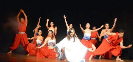 Impecable presentación de Guaynamérica Danza en el 26 aniversario del Centro Cultural Vicente Cidade