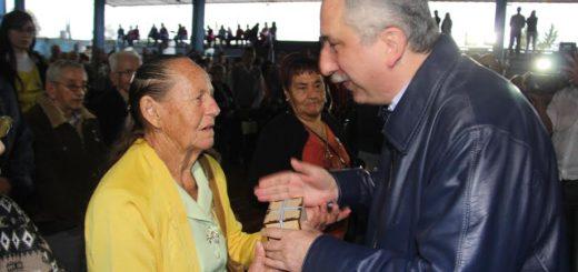 Passalacqua presidió el acto por el 78 aniversario de El Alcázar