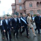"""""""La inequidad genera violencia"""", sostuvo el Arzobispo Mario Poli durante el Tedeum"""