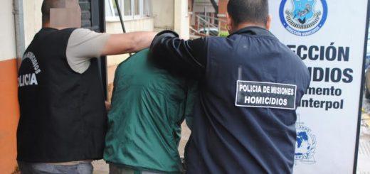 Capturaron en Posadas a un prófugo buscado por un homicidio en Buenos Aires
