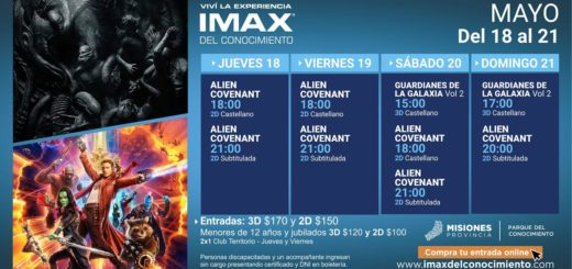 Se acabó la espera: Alien llega al IMAX del Conocimiento