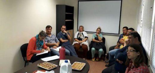 Aunaron criterios de atención entre los equipos de salud de las comunidades aborígenes de las Zonas Centro Uruguay y Sur