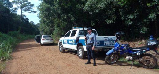 """Capioví: la Policía capturó a """"Motonarcos"""" cuando salían de una zona de acopio de droga"""