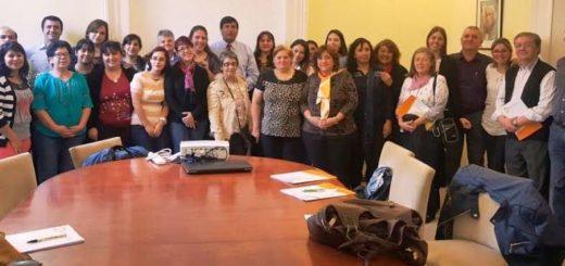 """Se desarrolló la charla- taller sobre """"Aspectos Básicos Nutricionales para el Desarrollo de la Niñez"""""""