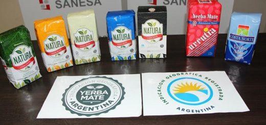 Salen al mercado los primeros paquetes de yerba con el sello de Indicación Geográfica