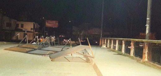 Temporal de viento norte azota Jujuy y anoche se cobró una vida
