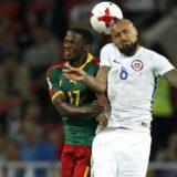 Alemania y Chile se conformaron con un empate que le sirve a ambos