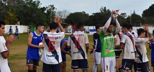Liga Posadeña: Guaraní goleó a Luz y Fuerza y abandonó el último lugar de la tabla