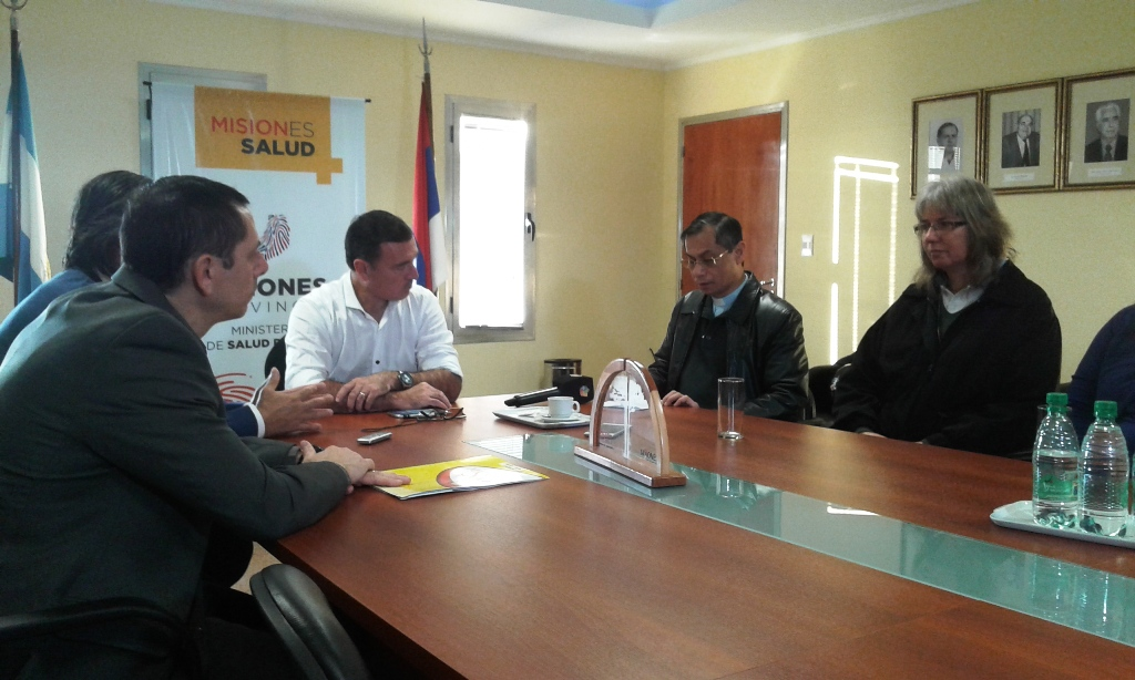 Salud Pública y la Fundación Villa Cabello inician un programa de capacitación en nutrición, salud integral adolescente y RCP