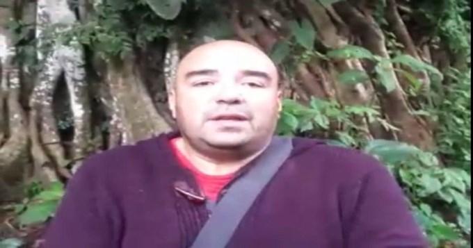 El peor final: el papá de joven perdido en Perú confirmó que los restos hallados son de su hijo