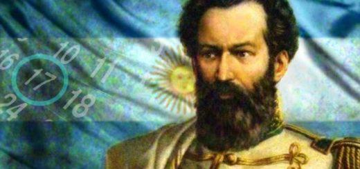 17 de junio, feriado nacional en conmemoración del general Martín Miguel de Güemes