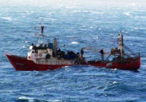 Chubut: Dos sobrevivientes, un muerto y 9 desaparecidos tras hundimiento de un buque
