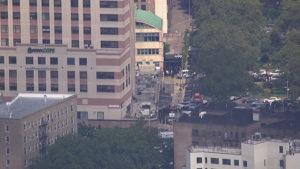 Varios heridos en tiroteo en hospital Bronx de Nueva York