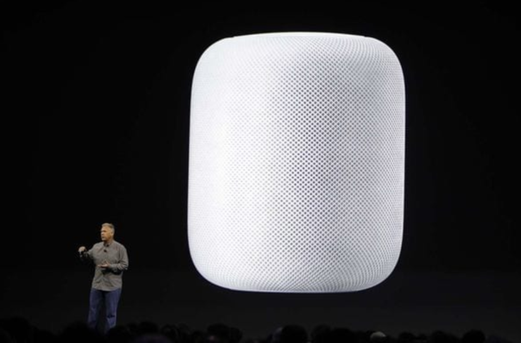 Así es HomePod, el parlante inteligente de Apple