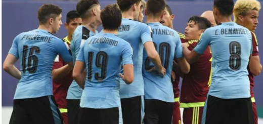 Escándalo en el Mundial Sub 20: golpes de puño entre jugadores de Venezuela y Uruguay en el hotel