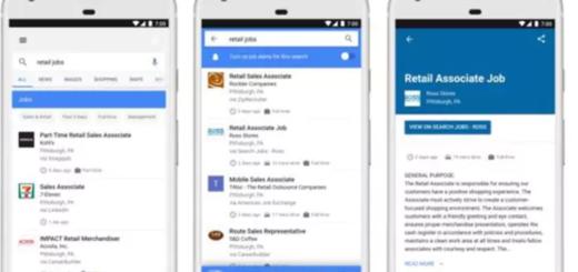 Google for Jobs, el asistente virtual para buscar empleo