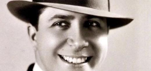 82º aniversario de la muerte de Carlos Gardel