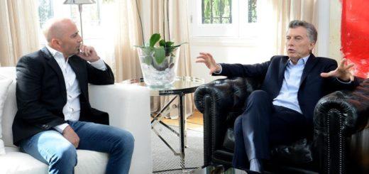 """Sampaoli almorzó con Macri y le transmitió su """"preocupación por el estado del fútbol argentino"""""""