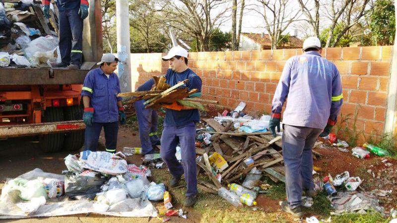 Aseguran que pese a inconvenientes, se cumple con la recolección de residuos en Posadas y que sumarán más camiones