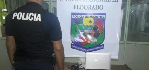 Eldorado: intentaban vender por Facebook una notebook robada