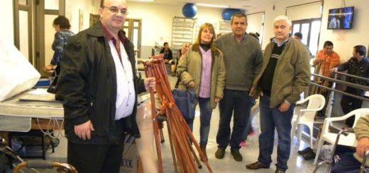Parque de la Salud: el Hospital Escuela entregó 18 prótesis a pacientes adultos y pediátricos