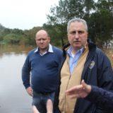 Baja el río Uruguay y mañana habilitarían el paso San Javier-Porto Xavier