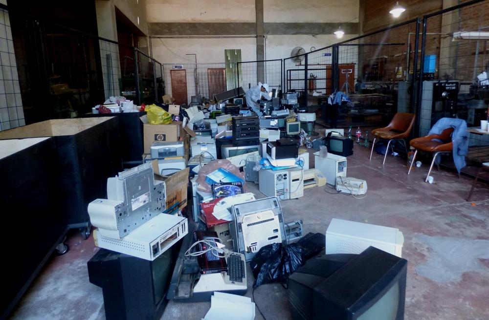 Argentina tiene pendiente el debate por una ley específica de gestión de residuos electrónico