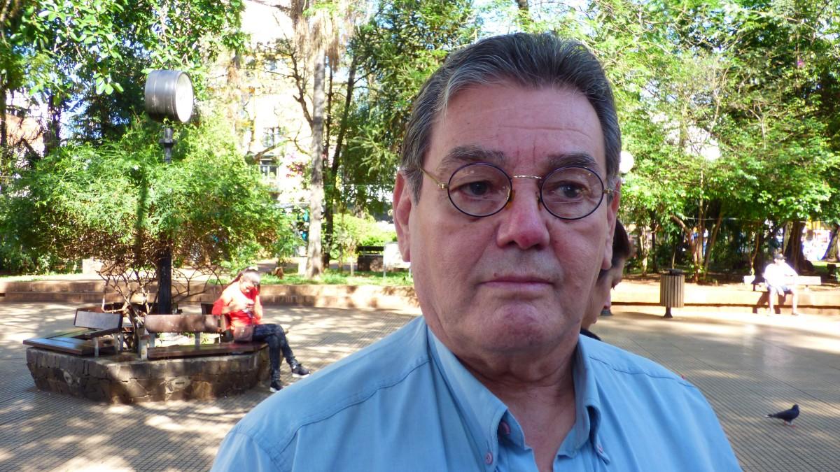 """""""Jorge Castillo decía que con La Salada iban a destruir a los negocios de venta de ropa que estafaban a la gente"""", dijo Juan Medina"""
