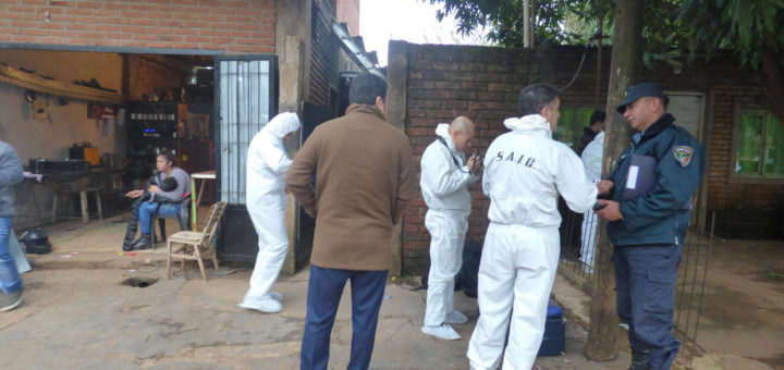 Asesinato del sindicalista: pericia detectó sangre en distintos sectores de la casa donde habrían torturado a Achingo