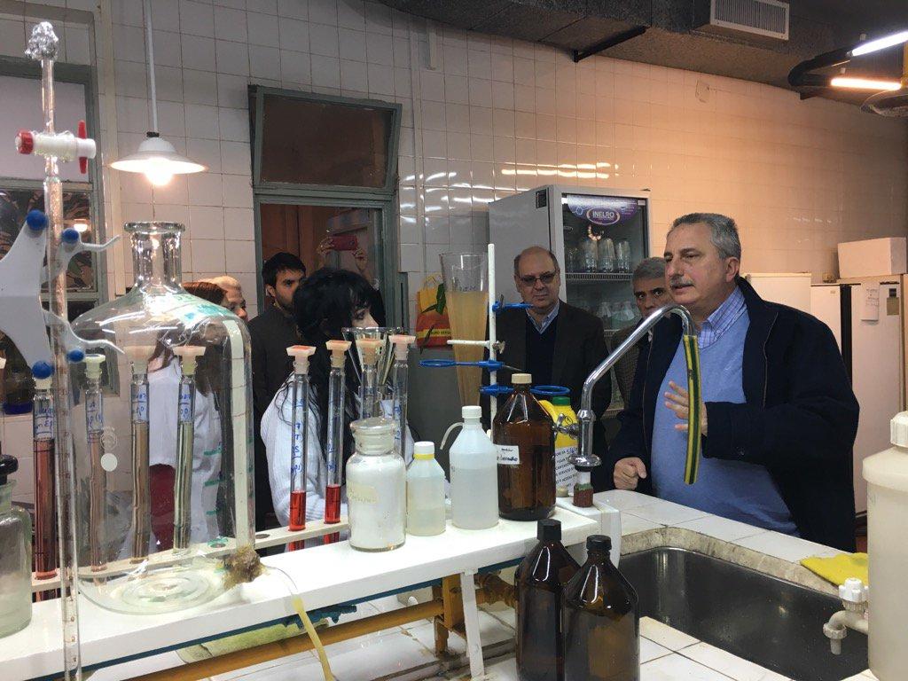Passalacqua se reunió con Lichowski y repasaron la agenda de trabajo del Ministerio de Industria