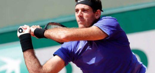 Roland Garros: tras casi una hora y media de partido, Del Potro perdió el primer set en el tie-break ante Murray