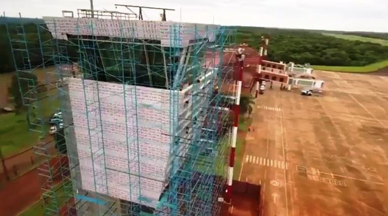 Las obras en la pista del aeropuerto de Iguazú iniciarán en 2018 y el tráfico será derivado a Foz