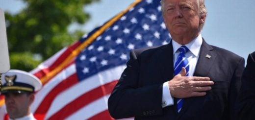 El presidente Trump anunció que retira a Estados Unidos del Acuerdo de Cambio Climático de París