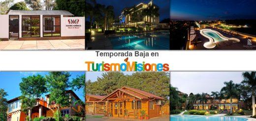Turismo Misiones te presenta sus paquetes de temporada baja...Aprovechalos