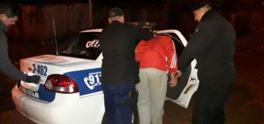 Pervertido manoseó a una chica en una parada de colectivos de Oberá: un detenido