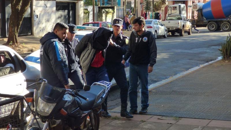 Asesinato del sindicalista: los cinco sospechosos declararon, dijeron que no formaban ninguna banda y que no tienen nada que ver con el crimen