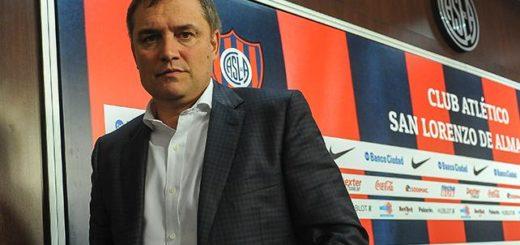 Diego Aguirre renovó su contrato con San Lorenzo
