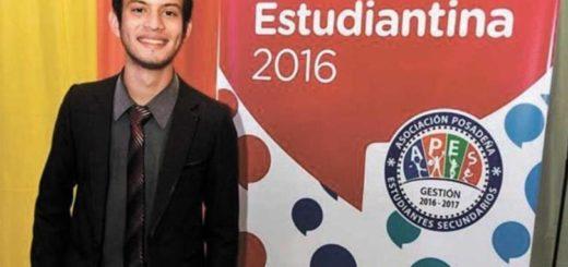 Renunció el presidente de APES, por pedido de los estudiantes