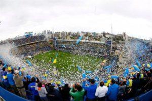 Boca hoy festejará el campeonato ante Unión de Santa Fe