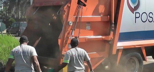 En los próximos días incorporarán cinco nuevos camiones para la recolección de basura en Posadas