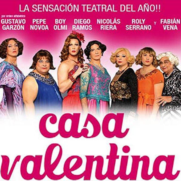 """""""Casa Valentina"""" fue un éxito en presentación en su Posadas"""
