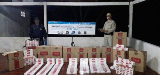 Estudio de la Came sostiene que el 53% de los cigarrillos que se venden en Posadas son contrabandeados