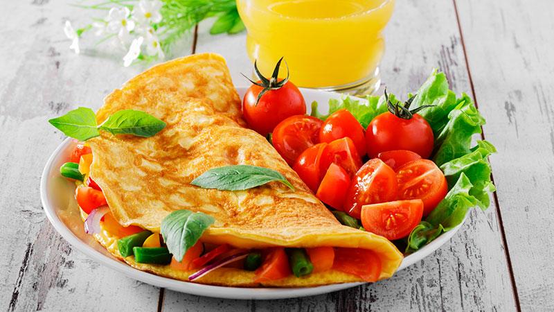 un almuerzo saludable para adelgazar
