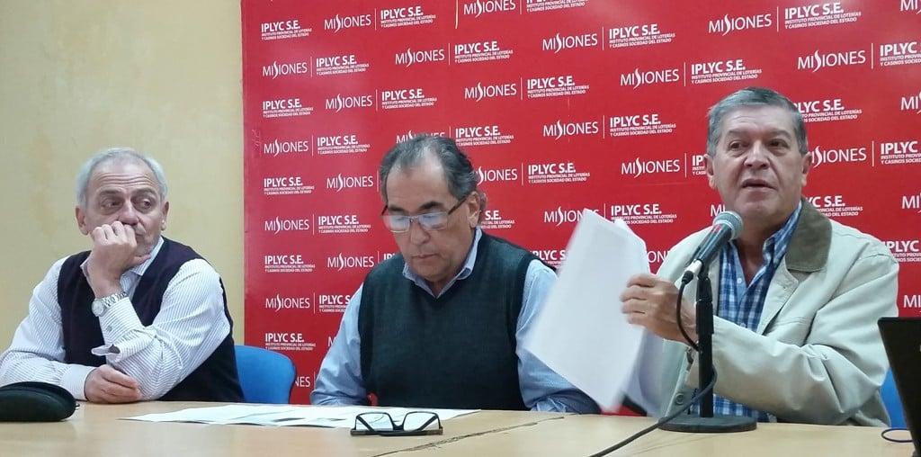 Torres denunció la promoción de página clandestina durante desarrollo del TC en Posadas