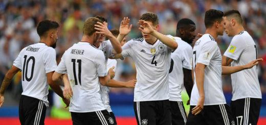 Copa Confederaciones: Alemania se impuso a Camerún y enfrentará a México en las semifinales