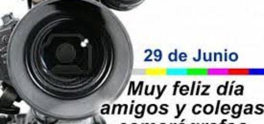 Hoy se recuerda el Día del Camarógrafo Argentino