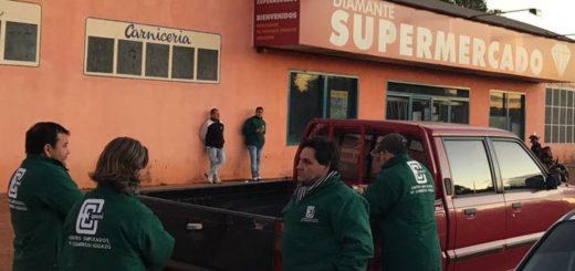 Iguazú: Chinos dicen que sindicalistas los amenazaron con incendiarles el supermercado y los denunciaron