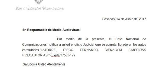 Prohíben a los medios hablar del caso Latorre