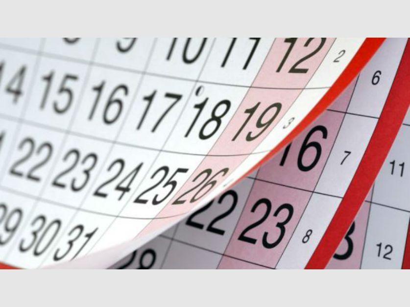 ¿Es feriado el lunes 19 de junio de 2017?
